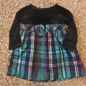 Baby girls holiday dress